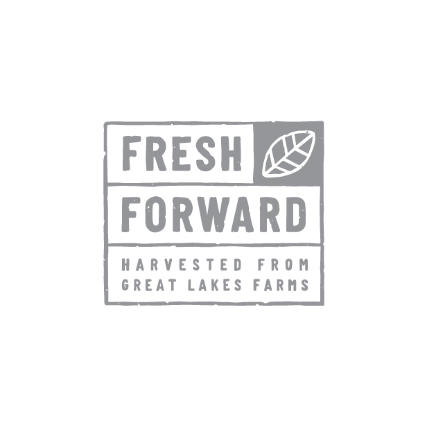 Fresh Forward logo (gray)